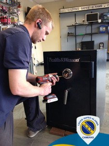 Drilling A Safe