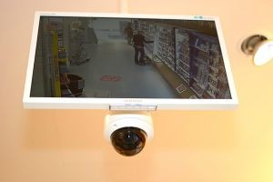 security-camera-in-use