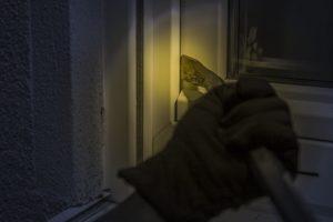 ways burglars enter homes